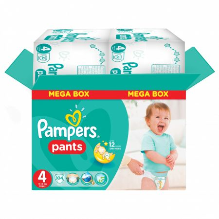 Pampers 4 Maxi