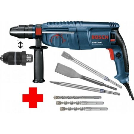 Bosch Professional SDS-plus GBH 2600