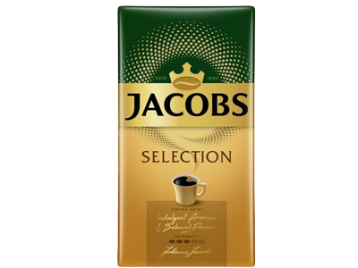 Brand cunoscut* Jacobs Selection 500g